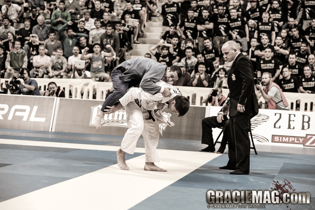 Tanquinho fought hard for his first world championship