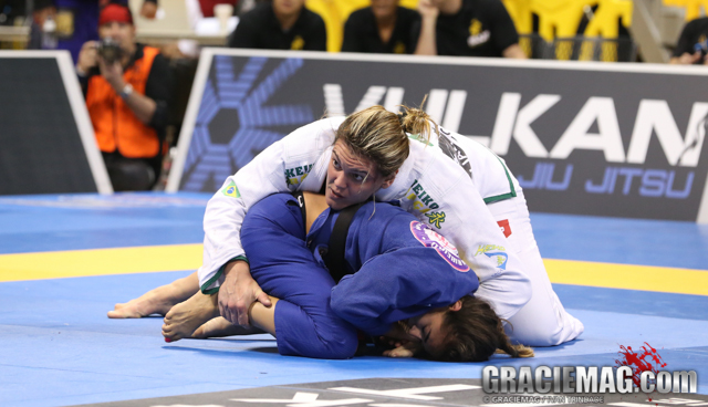 Exclusive Video: Gabi Garcia on absolute title; watch final highlights