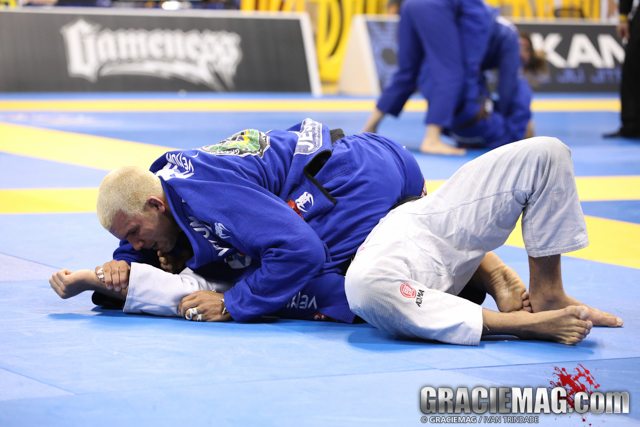 Rodolfo finished all his opponents so far in the 2013 Worlds
