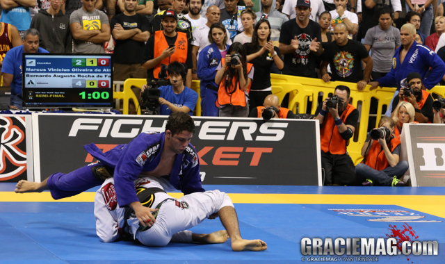 2013 Worlds: Buchecha and Rodolfo to fight dream black-belt absolute final