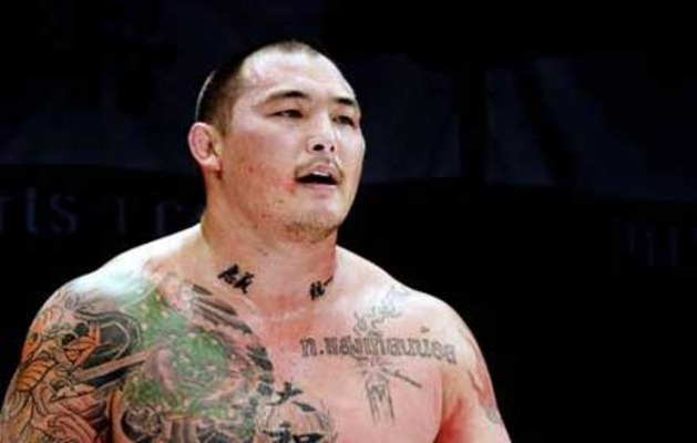 Former MMA fighter Enson Inoue discusses walk across Japan