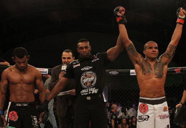 Jungle Fight 54 anuncia disputa de cinturão com atleta de Carlson Gracie
