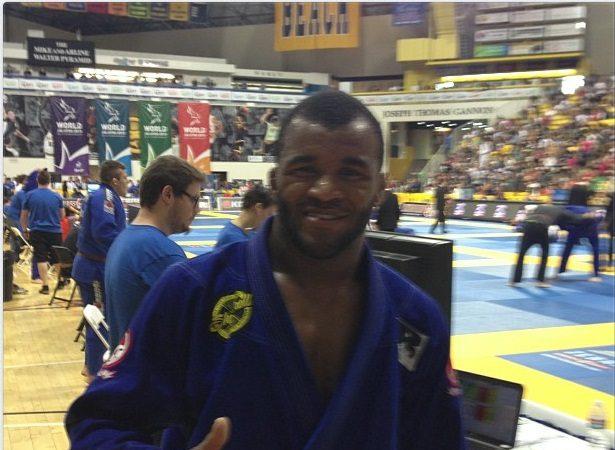 Mundial 2013: Jackson Sousa é o campeão dos pesados na faixa-marrom