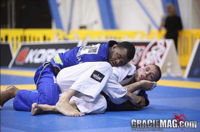 Jackson Sousa in the 2013 Jiu-Jitsu Worlds. Photo: Erin Herle/GRACIEMAG