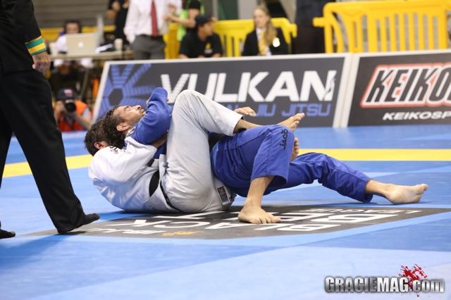 Worlds: Bernardo Faria, João Gabriel in super-heavyweight final