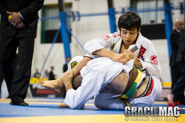 2013 Worlds: Day two blue to brown; Vieira, Andre, Liera, Miyaos, Grippo shine