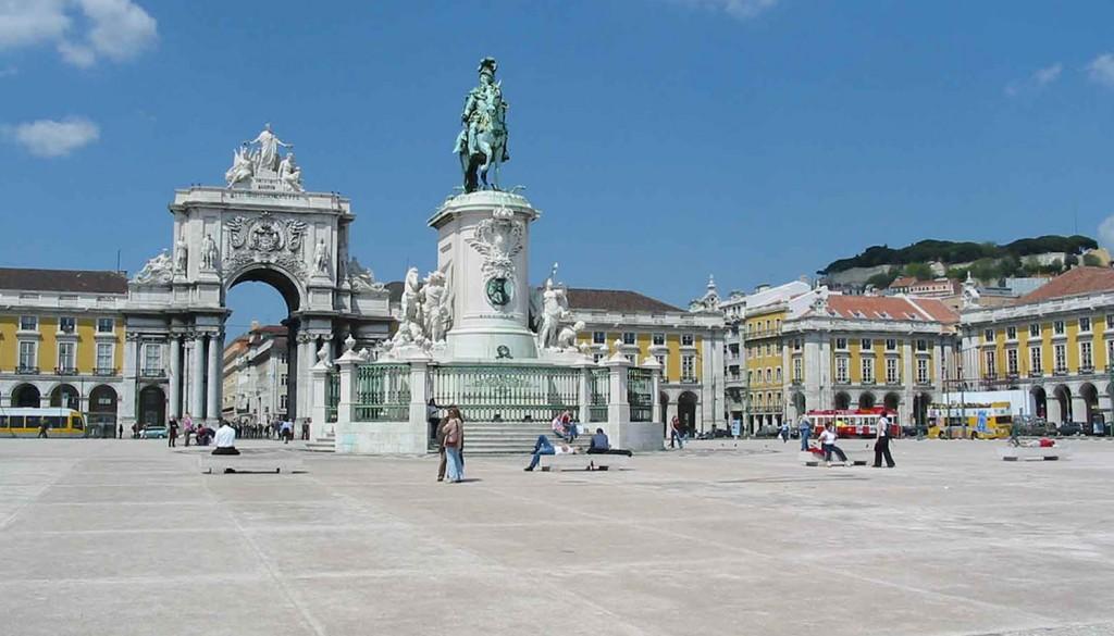 Aprecie a arquitetura portuguesa ao participar do Aberto de Lisboa 2013