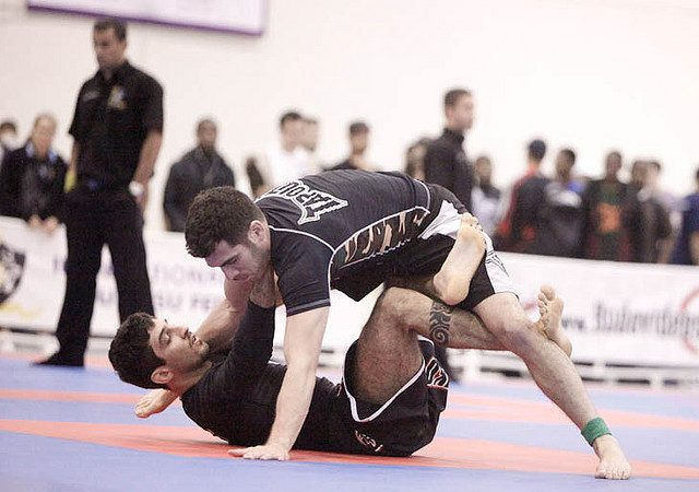 """Atual campeão mundial, Lucas Lepri analisa ADCC: """"Tenho de trabalhar as regras"""""""