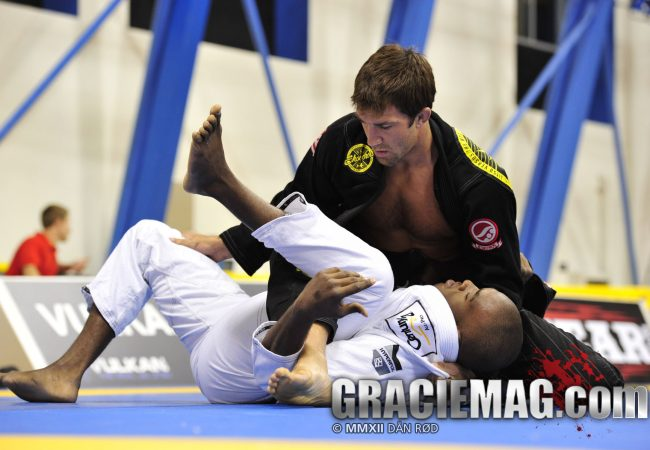 Luke Rockhold at the Worlds