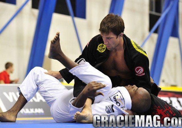 Luke Rockhold no Mundial de Jiu-Jitsu 2013