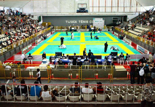 Confira o calendário de competições de Jiu-Jitsu após o Mundial