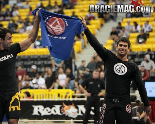 Aiming at ADCC, Otavio Sousa sharpens takedowns in training with Dos Anjos and Babalu