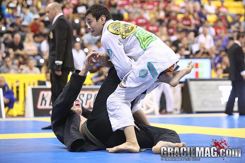 World Jiu-Jitsu Expo: Paulo Miyao, Jon Fitch in sub-only match