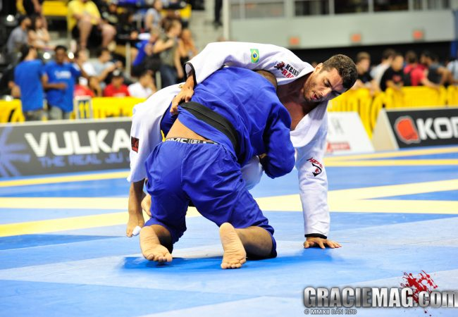2013 Worlds: See who made it to the adult male black belt quarterfinals