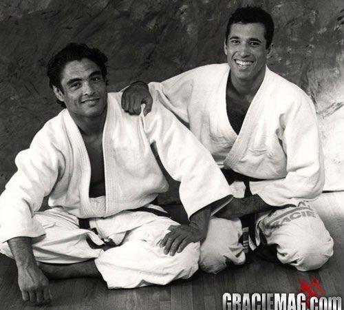Rickson e Royce Gracie confirmados na World Jiu-Jitsu Expo 2013