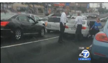 Jiu-Jitsu proven to aid in white collar road rage attack