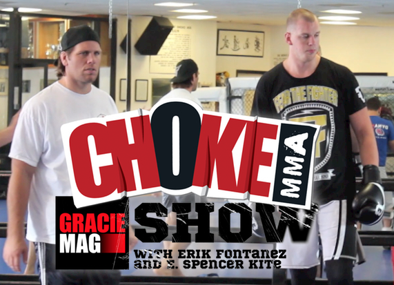 The Choke MMA Show Ep. 2: Featuring UFC's Stefan Struve, MMA Coach Antoni Hardonk