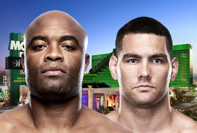 UFC 162 VIDEO: Watch an extended preview of Anderson Silva vs. Chris Weidman