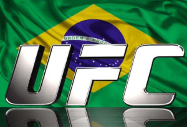 UFC on Fox Sports 1 #4 headed to Brazil in November