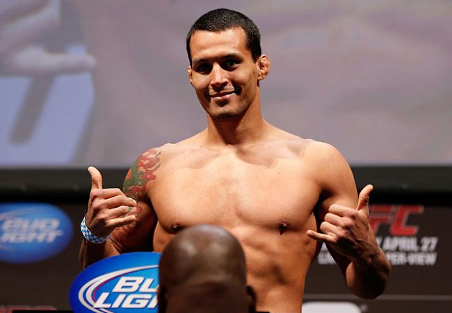 Vinny Magalhães comenta estreia no WSOF e afasta planos de retorno ao UFC