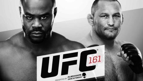 Vídeo: confira o trailer do UFC 161: Evans x Henderson
