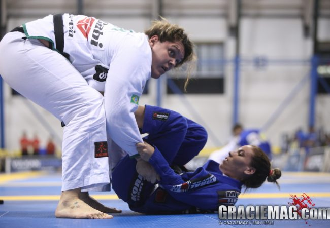 2013 Worlds: Black belt female open weight division déjà vu with Gabi and Bia
