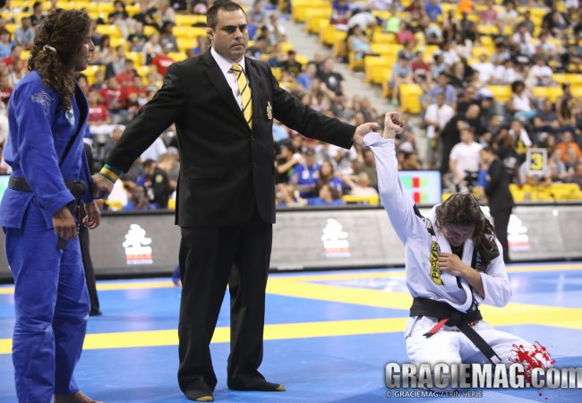 2013 Worlds: Female black belt finals set for Sunday