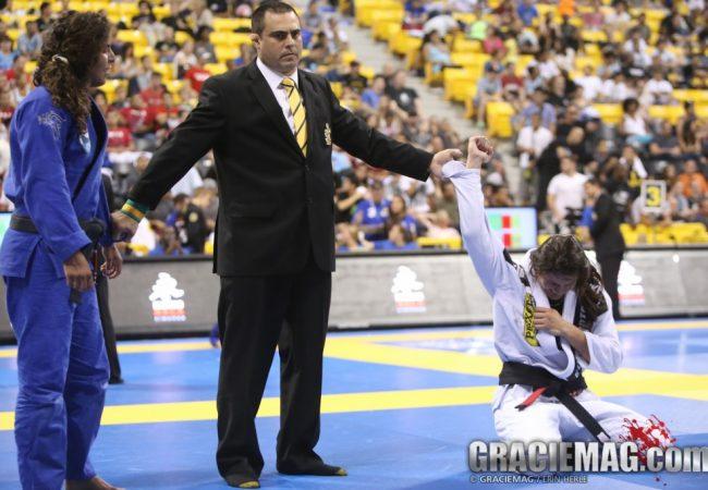Mundial 2013: veja como ficou a briga pelo ouro na faixa-preta feminino