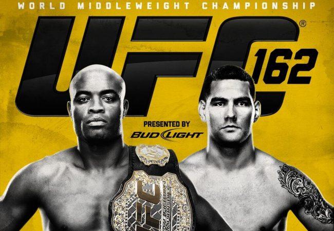 Vídeo: Anderson, Weidman e outras estrelas falam da luta principal do UFC 162