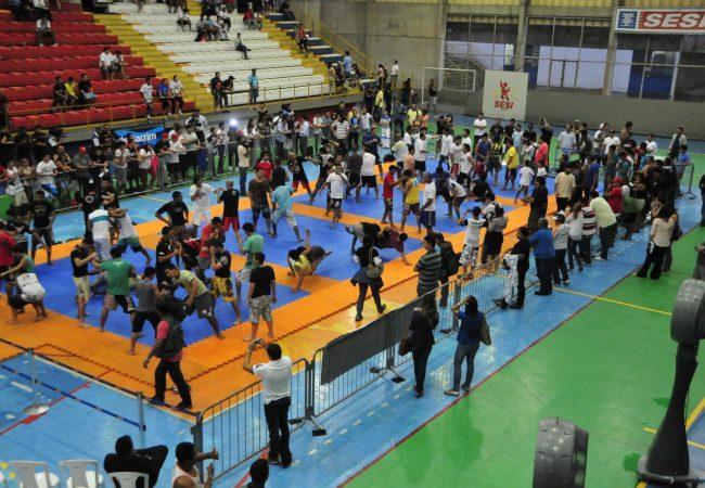 Por bolsas, atletas de Jiu-Jitsu migram do Nordeste para Manaus