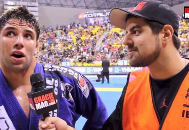 Vídeo: Rodolfo e Buchecha comentam classificação no absoluto do Mundial 2013