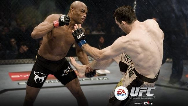 UFC on EA Sports set for spring 2014 release; Dana White says fan vote determines cover athlete