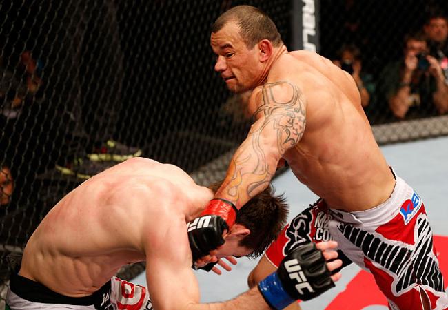 Gleison Tibau enfrenta ex-campeão do WEC no UFC 164