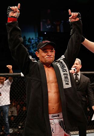 Mesmo após derrota, Gleison Tibau renova contrato e quer lutar no UFC Natal