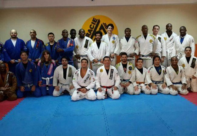 Em Angola, Jiu-Jitsu ajuda na integração dos locais com brasileiros