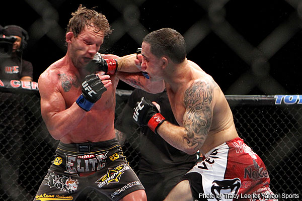 FREE UFC FIGHT: Watch Frankie Edgar vs. Gray Maynard 3