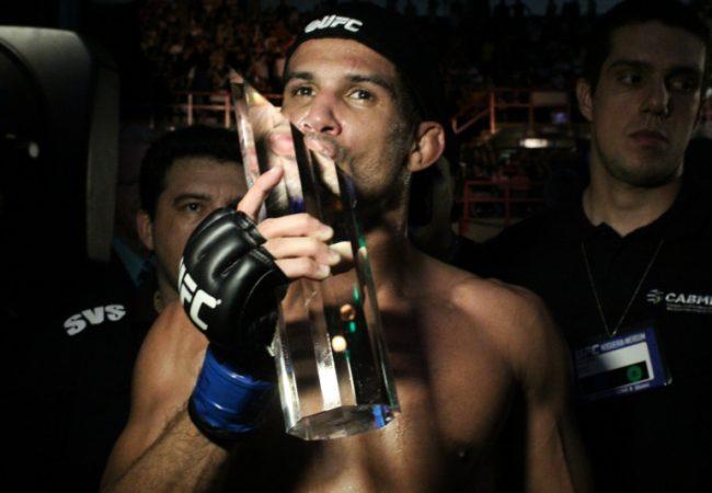 "A vida do campeão Léo Santos após vencer o ""TUF Brasil 2"""