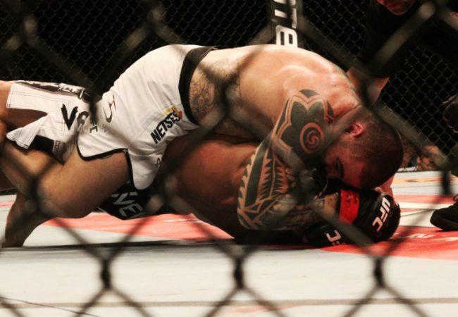O poder do katagatame no UFC
