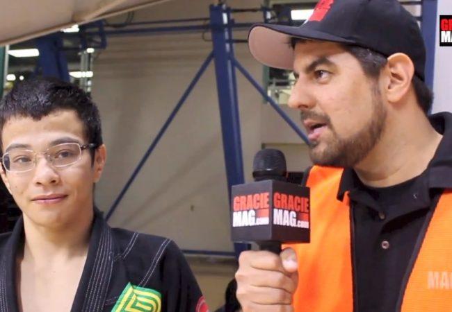 Vídeo: Paulo Miyao comenta a vitória sobre Keenan