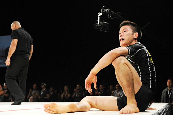 One FC Champ Shinya Aoki likely dropping to 145 pounds, but final decision pending