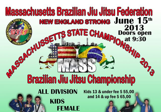 Hurry and register for the New England Massachusetts State Championship by June 9!
