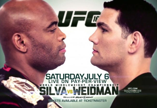 Silva responds to GSP, addresses welterweight champ's support of Chris Weidman