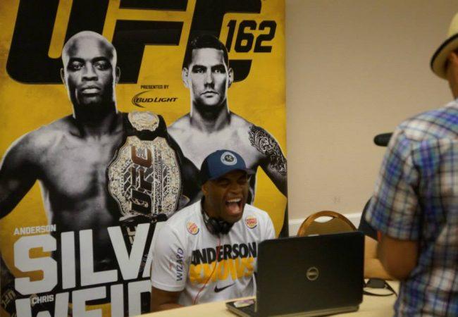 Fotos: Las Vegas respira semana internacional da luta e UFC 162