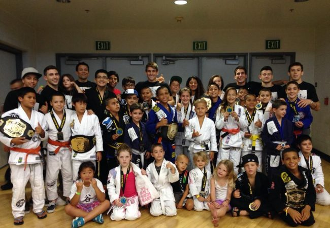 Some of our GMA academies at the Kids BJJ Worlds, see how they did