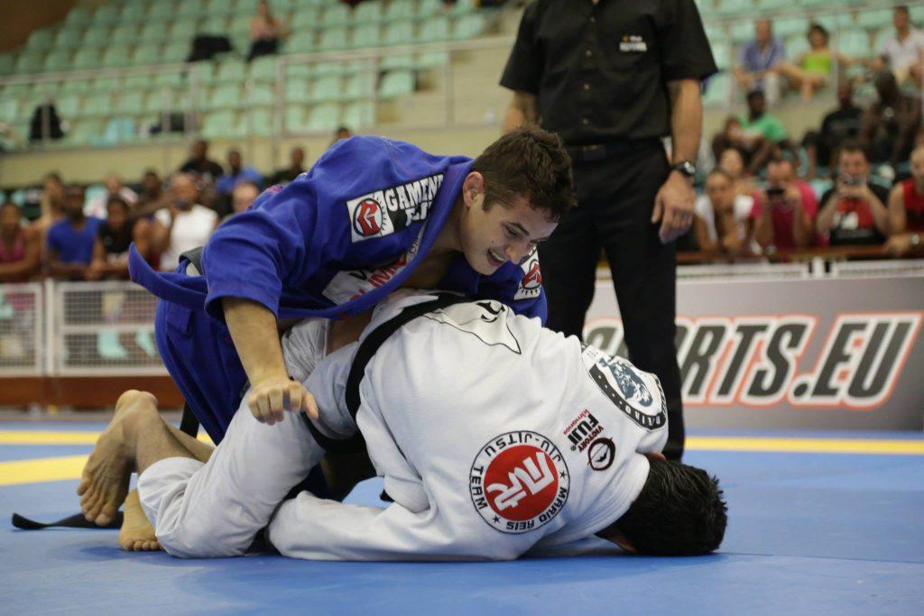 Caio Terra vs. Mathias Ribeiro in Lisbon