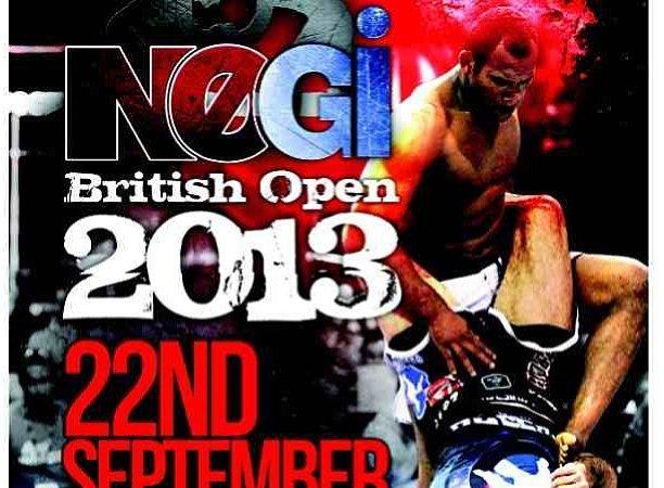 Estima brothers' No-Gi British Open back for September 22