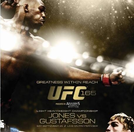 """UFC 165: Jones vs. Gustafsson"" quick & live results"