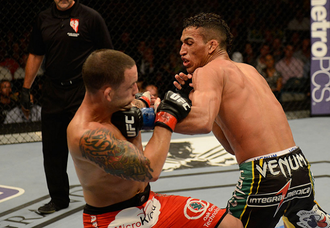 Mesmo após derrota, Charles do Bronx confia que ganhou pontos no UFC