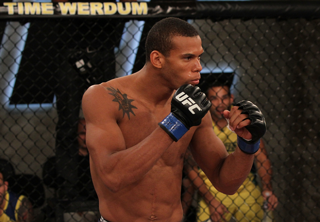 TUF veteran Thiago Marreta talks UFC debut, move to middleweight
