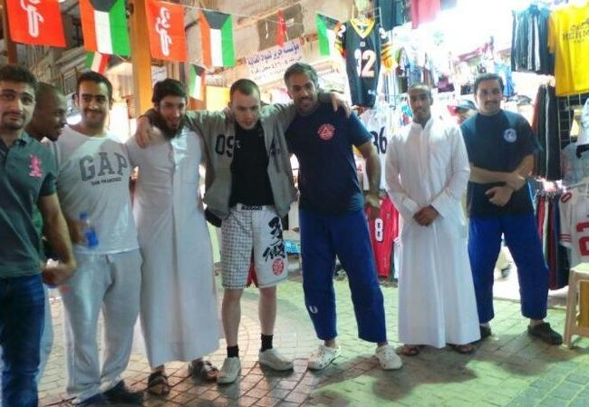 A guide to traveling for competitions by black belt nomad Oli Geddes